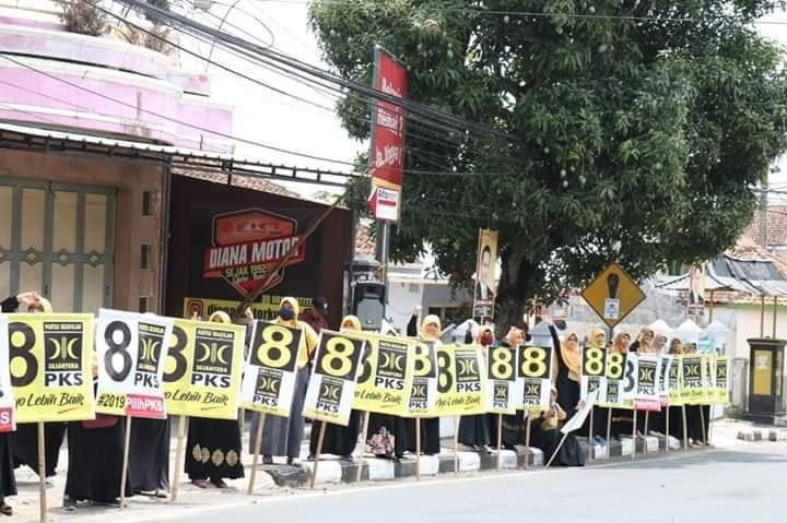 Kampanye Tanpa Goyang Erotis, Karena PKS Peduli Akhlaq Bangsa